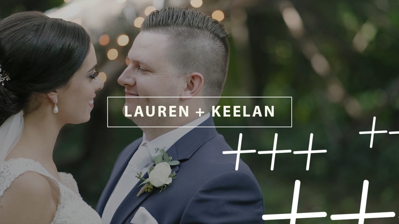 Lauren and Keelan Thumbnail